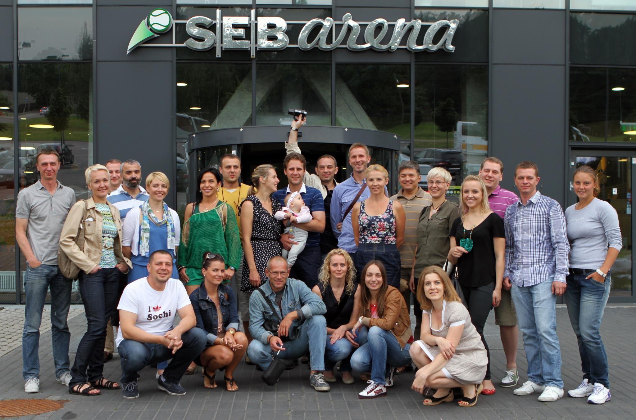 """Tarptautinis klubų turnyras """"INTER RAO Lietuva"""""""